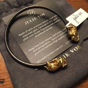 Jewelry - NWT Julie Vos elephant bracelet